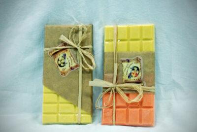 Cioccolato limone/limone e arancia